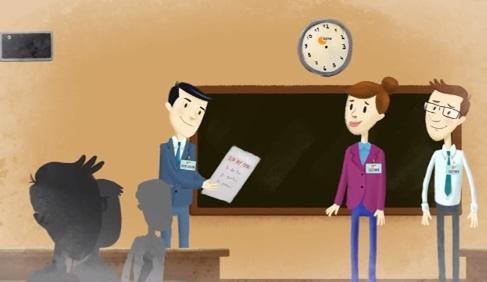YGS Sınavına Özel Animasyon Film