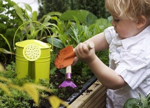 Çocuğunuza Doğa Sevgisi Aşılayın