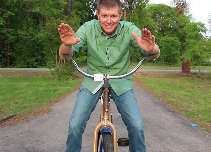 Bisikletle Önyargılardan Kurtulmaya Ne Dersiniz?
