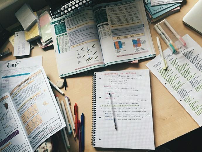 Etkin Ders Çalışma Düzeni Nasıl Olmalıdır?