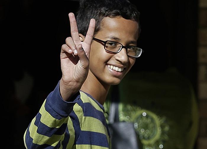 14 Yaşındaki Mucit İcadı Yüzünden Tutuklandı