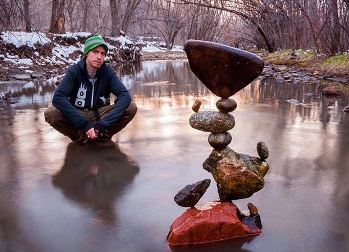 Kaya Dengeleme ile Muhteşem Bir Meditasyon