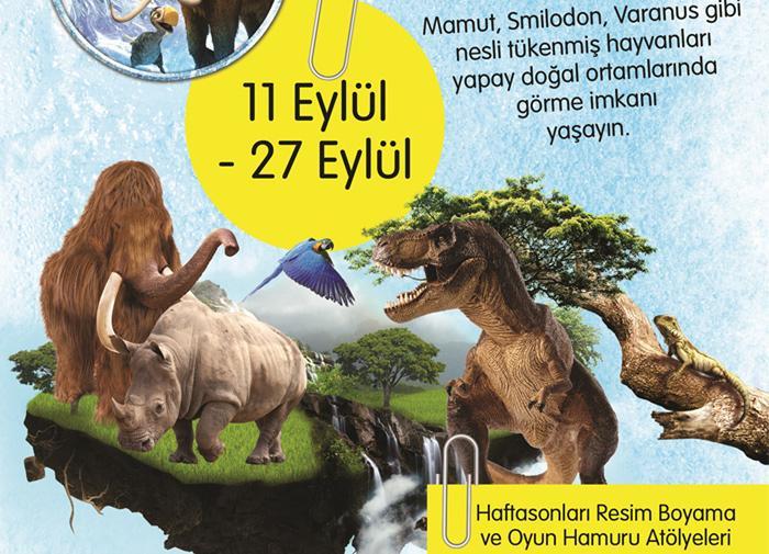 Nesli Tükenmiş Hayvanlar Sizleri Bekliyor..!