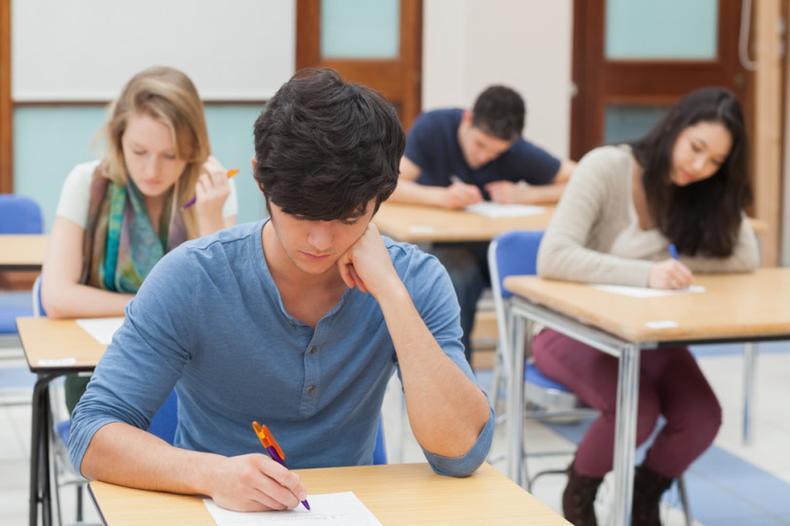 Özel Okullarda Bursluluk Sınavı