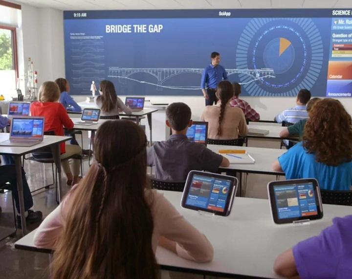 Özel Okullarda Teknoloji Eğitimle Buluşuyor
