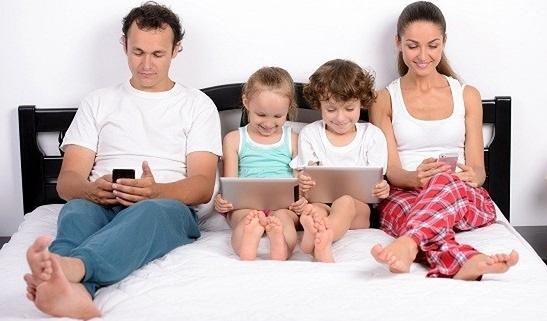 Çocuklarda Teknoloji Bağımlılığına Ebeveynlerin Etkisi