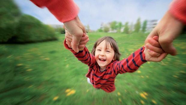 Mutlu Çocuklar Yetiştirmek İçin 5 İpucu